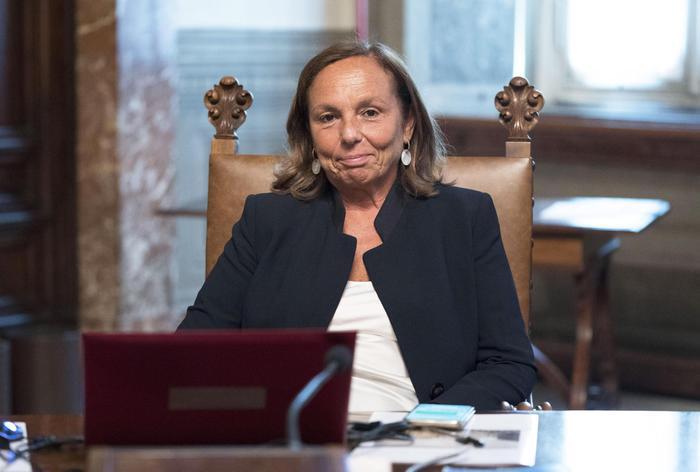 Presidente Conte e Ministri giuramento e Palazzo Chigi