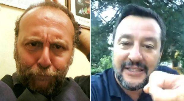 Sanfilippo e Salvini