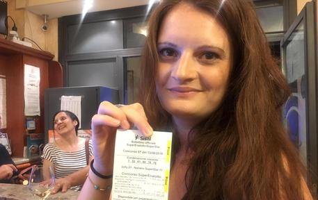 "Winning ticket of the ""SuperEnalotto"" in Lodi, 209 million euro"