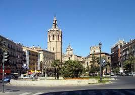 Valencia Piazza della Reina