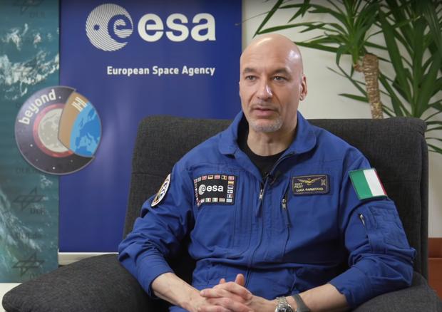 Astronauta Parmitano