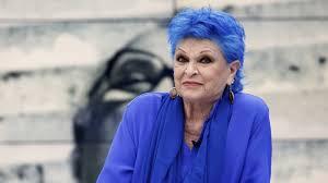 Lucia Bosè anziana