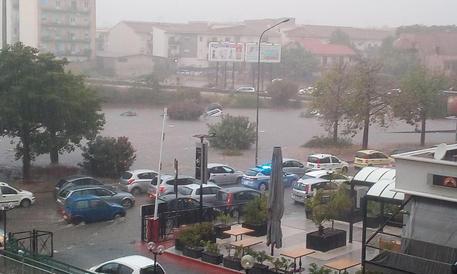 Maltempo: temporale a Palermo, disagi e allagamenti