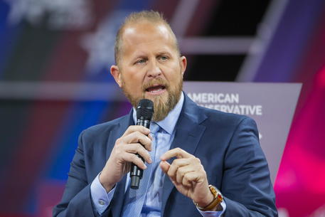 Trump replaces Brad Parscale as his campaign manager with Bill Stepien