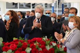 Funerali Jole Santelli a Catanzaro