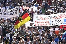 Berlino negazionisti 2