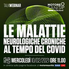 Motore sdanità malattie neurologiche