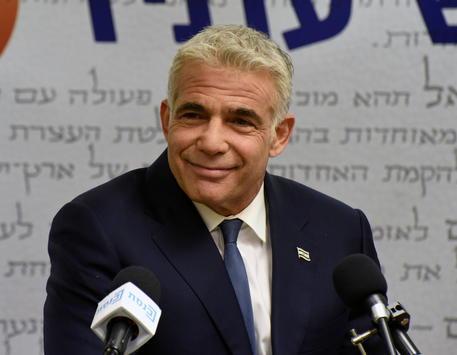++ Israele: Lapid ha formato il nuovo governo ++