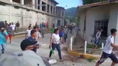 linciaggio italiano in Honduras